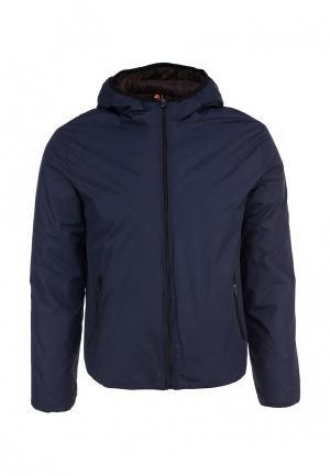 Куртка утепленная New Brams. Цвет: разноцветный