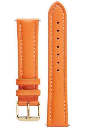 Ремешок для часов Signature. Цвет: оранжевый, short