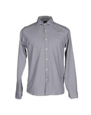 Pубашка JAGGY. Цвет: серый