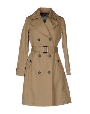 Легкое пальто TATRAS. Цвет: бежевый