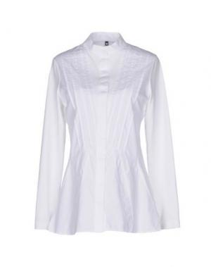 Pубашка EUROPEAN CULTURE. Цвет: белый