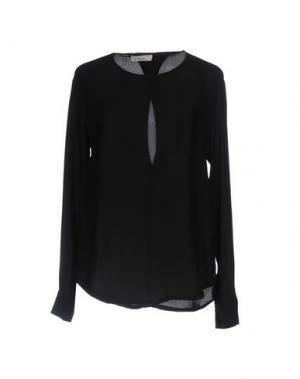 Блузка OTTOD'AME. Цвет: черный
