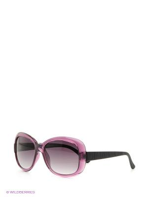 Солнцезащитные очки Mario Rossi. Цвет: темно-фиолетовый