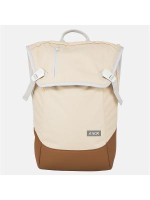 Рюкзак Daypack desert sand AEVOR. Цвет: бежевый, горчичный, светло-желтый