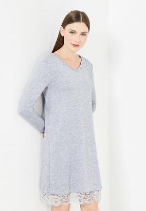 Платье A.Karina. Цвет: серый