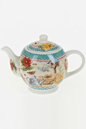 Чайник заварочный, 1120 мл Nouvelle. Цвет: мульти