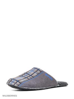 Пантолеты Inblu. Цвет: серый