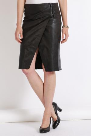 Skirt HElium. Цвет: black