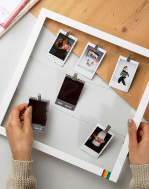 Fizz Creations Рамка для фотографий Polaroid. Цвет: мульти