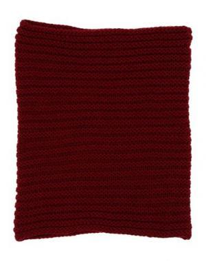 Воротник SCAGLIONE. Цвет: красно-коричневый