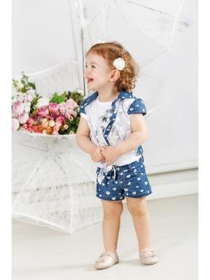 Комплект Baby Rose. Цвет: синий