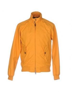 Куртка BARACUTA. Цвет: охра