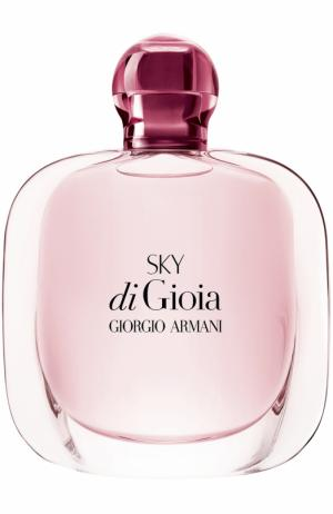 Парфюмерная вода Sky Di Gioia Giorgio Armani. Цвет: бесцветный