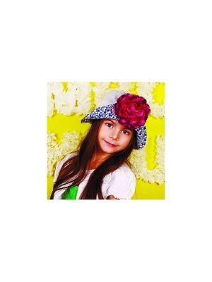 Шляпа DEMBOHOUSE. Цвет: синий