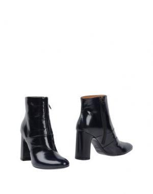 Полусапоги и высокие ботинки STEPHANE KÉLIAN. Цвет: темно-синий