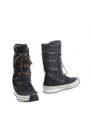 Полусапоги и высокие ботинки TRETORN. Цвет: свинцово-серый