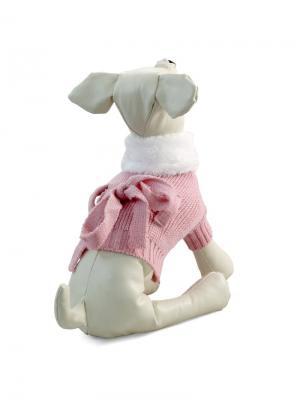 Свитер для животных TRIOL. Цвет: розовый