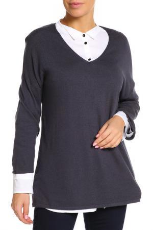 Пуловер UNQ. Цвет: 8013 мультицвет