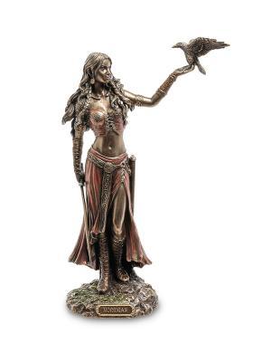 Статуэтка Морриган - богиня рождения, войны и смерти Veronese. Цвет: бронзовый