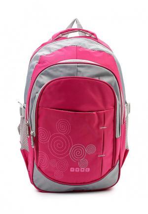 Рюкзак Keddo. Цвет: розовый