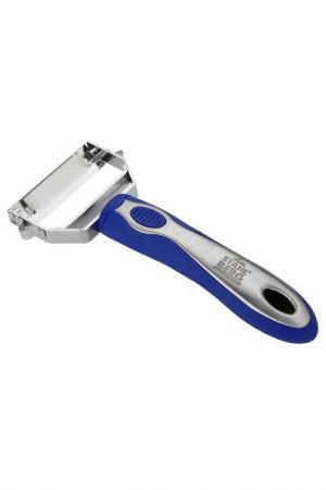 Нож для чистки овощей STAHLBERG. Цвет: синий