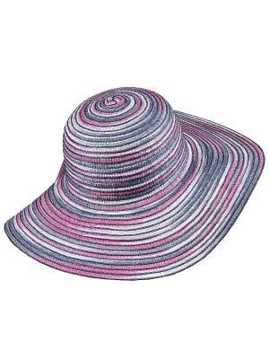 Шляпа Модные истории. Цвет: лиловый