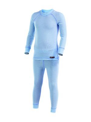 Комплект Lynxy. Цвет: голубой