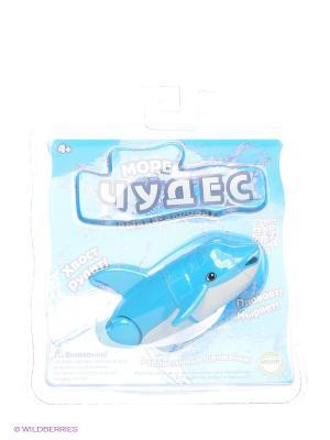Рыбка-акробат Диппер Море Чудес. Цвет: голубой