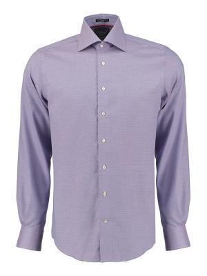 Рубашка Andrew. Цвет: фиолетовый