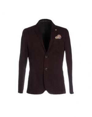 Пиджак AT.P.CO. Цвет: баклажанный