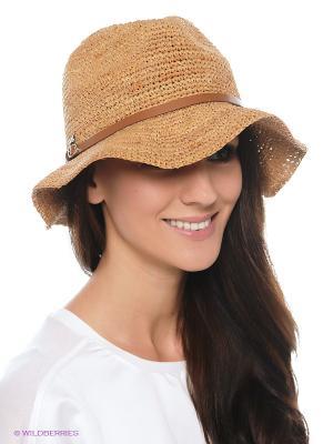 Шляпа SEEBERGER. Цвет: коричневый