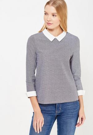 Блуза La Petite Etoile. Цвет: серый