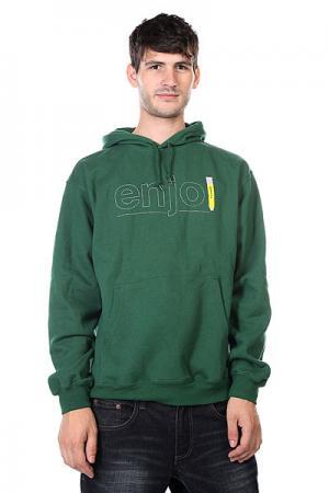 Кенгуру  Pencil Dark Green Enjoi. Цвет: зеленый