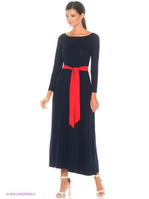 Длинное платье Морской перламутр ANASTASIA PETROVA