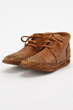 Ботинки Karma of Charme. Цвет: коричневый