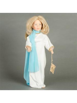 Кукла Yemaya-Защита красоты,рождаемости Lamagik S.L. Цвет: белый, голубой, кремовый