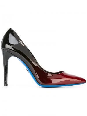 Pointed toe pumps Loriblu. Цвет: красный