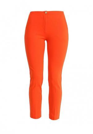 Брюки Cavalli Class. Цвет: оранжевый