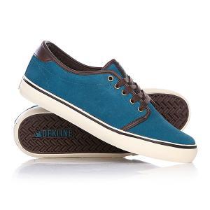 Кеды кроссовки низкие  Santa Fe Atlant/Antiq Dekline. Цвет: синий