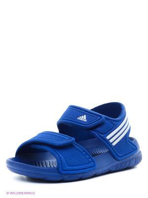 Сандалии AKWAH 9 I adidas. Цвет: синий