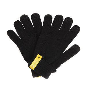 Перчатки  Touch Gloves Black TrueSpin. Цвет: черный