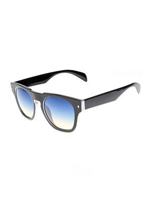Солнцезащитные очки Gusachi. Цвет: черный, синий, желтый, белый