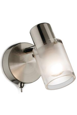 Подсветка с выключателем ODEON LIGHT. Цвет: матовый никель