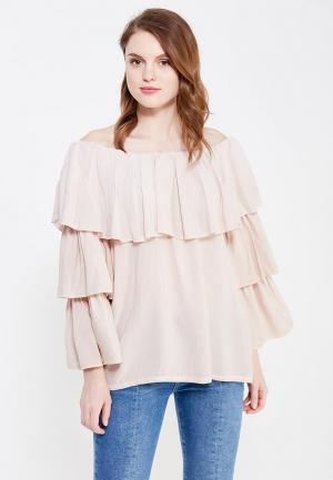 Блуза Tantra. Цвет: розовый