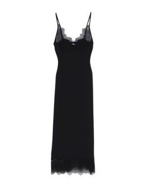 Ночная рубашка VERDISSIMA. Цвет: черный