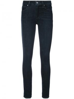Skinny jeans Paige. Цвет: синий