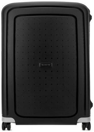 Средний чемодан на колесах Samsonite. Цвет: серый