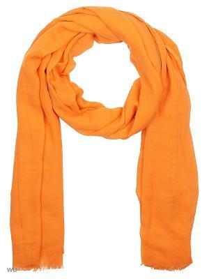 Палантин Palantini. Цвет: оранжевый