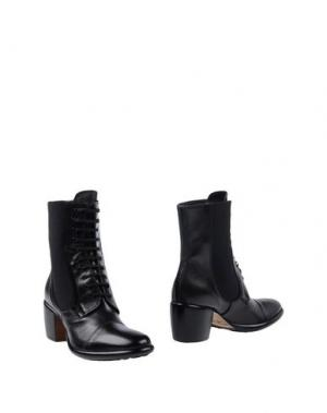 Полусапоги и высокие ботинки PRINCIPE DI BOLOGNA. Цвет: черный