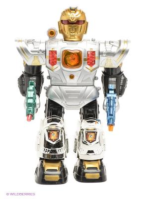 Робот Космический воин VELD-CO. Цвет: серый, серебристый, оранжевый, розовый, черный, синий